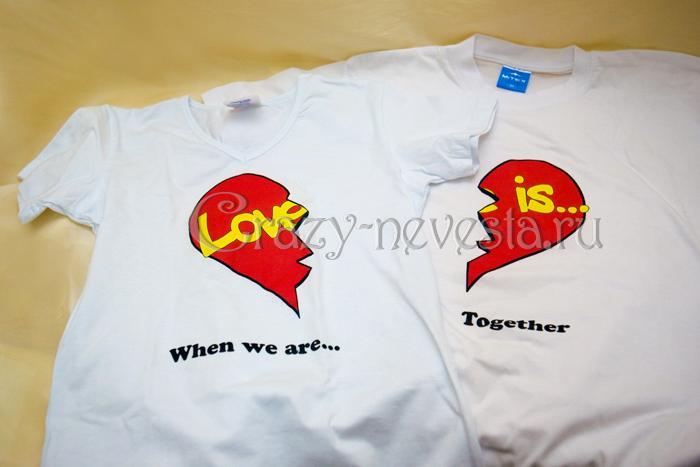 Love is... - Футболочка