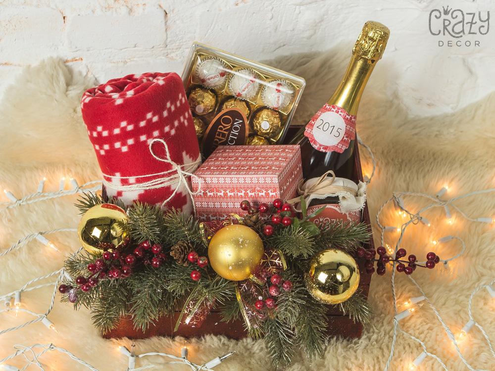 Подарочные наборы своими руками на новый год
