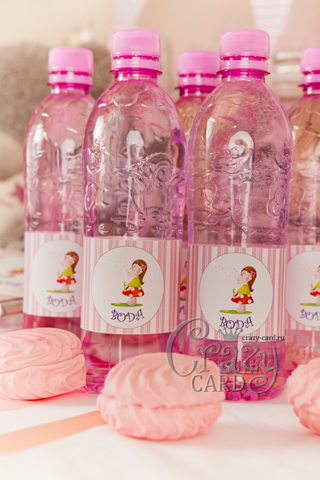 макет наклейки на бутылочку с соком женщины этот период