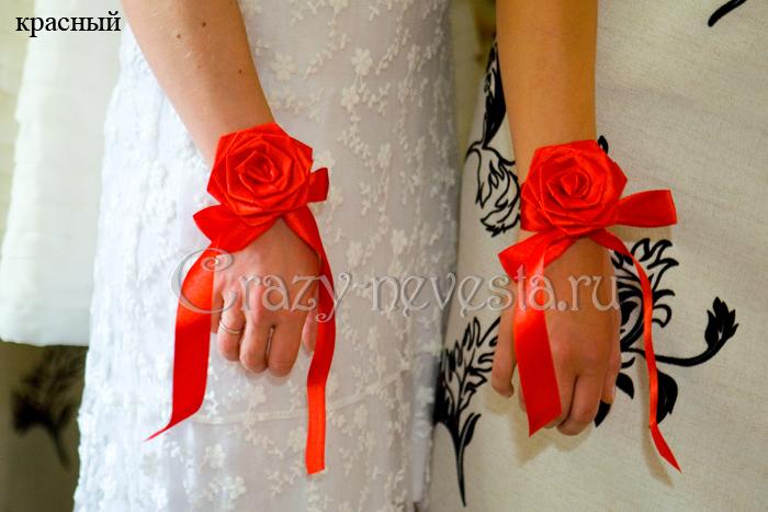 Браслеты своими руками для подружек невесты